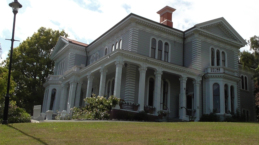 historic Melrose House Nelson